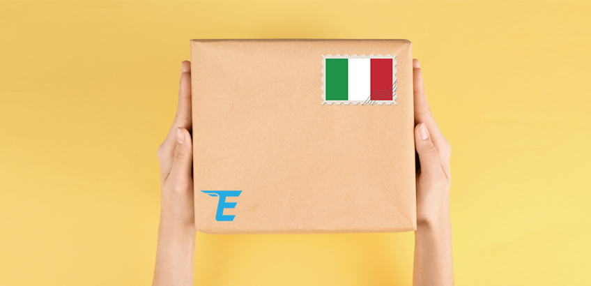 SHOP FROM ITALY – RECEIVE IN THE USA