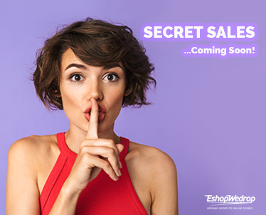 The Secret Sales Event 2019