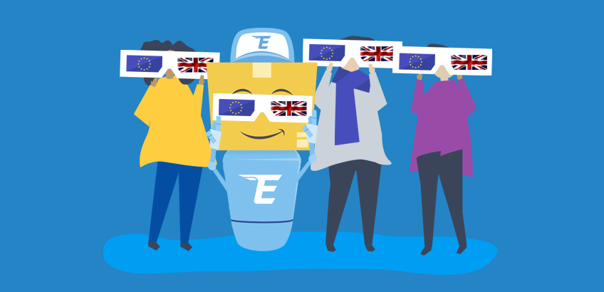 To Brexit or not to Brexit? The answer is …to Shopping!