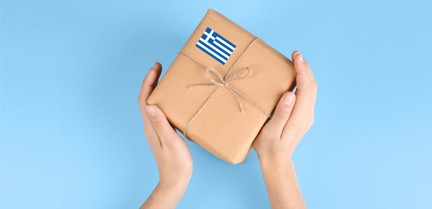 Shop from Greece – Receive in the USA