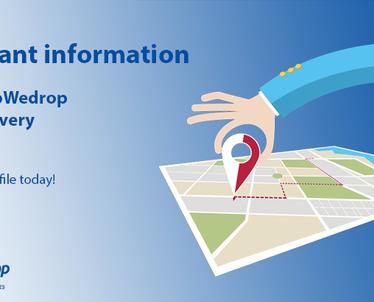 Important Information - New Poland Warehouse Address